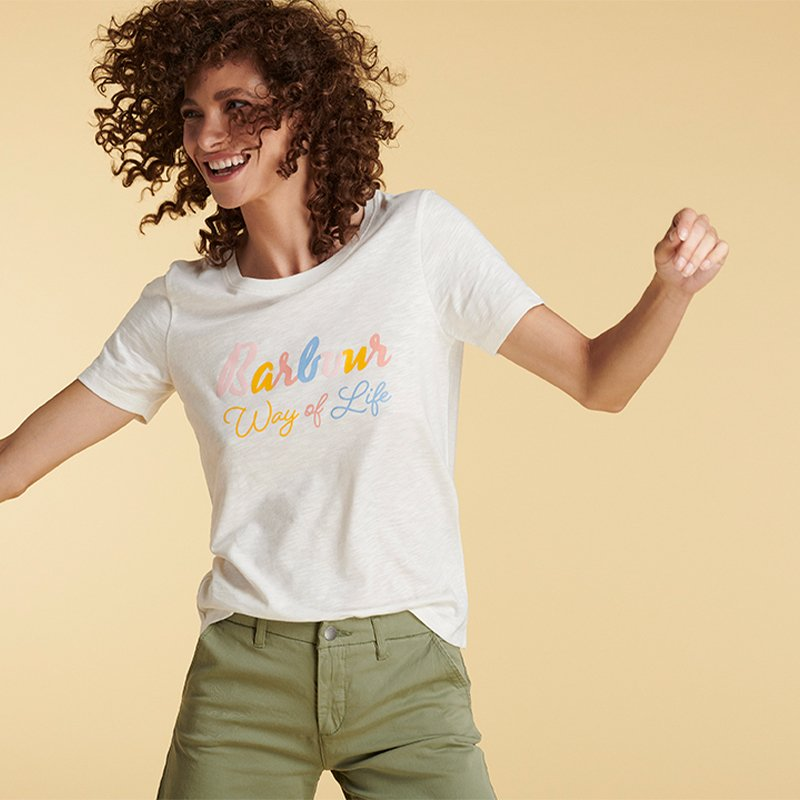 Background image for Barbour Women's T-Shirts