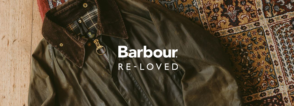 Barbour Reloved