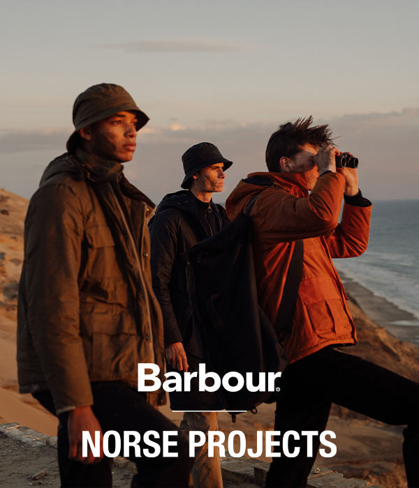 Background image for Barbour x Norse Projects