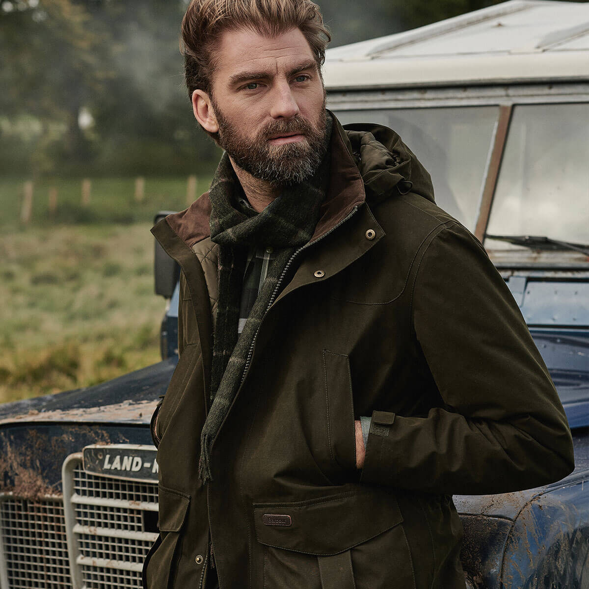 Background image for New Arrivals | Men's Countrywear