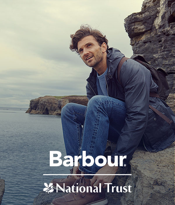 Background image for Barbour National Trust Menswear