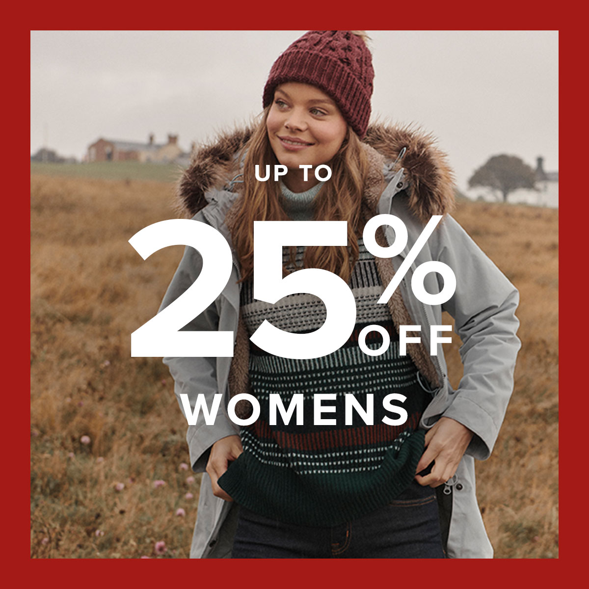 Background image for Sale | Up to 25% off Womenswear