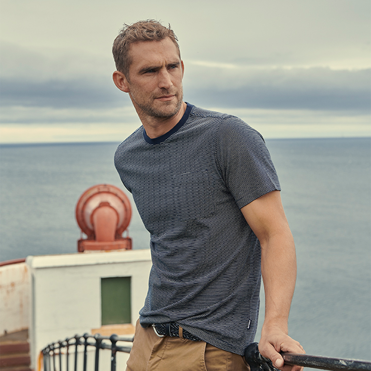 Background image for Barbour Men's T-Shirts