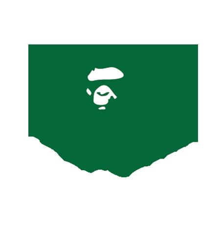 Barbour x BAPE