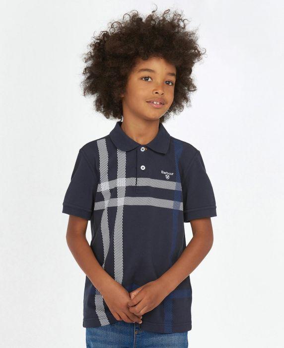 Barbour Boys Blaine Polo Shirt