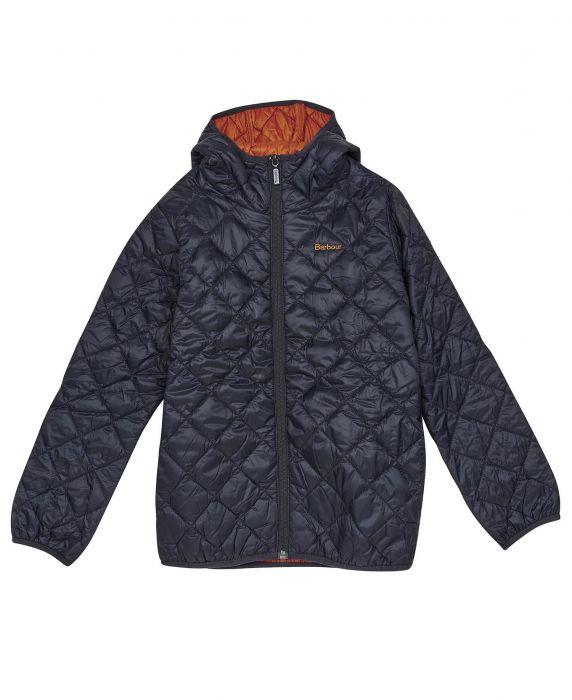 Barbour Boys Holg Quilted Jacket