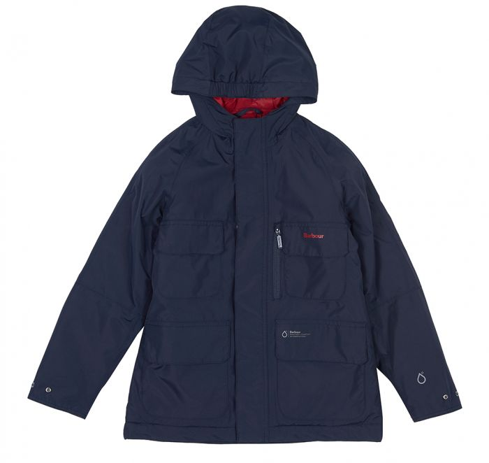Barbour Boys' Deptford Waterproof Jacket