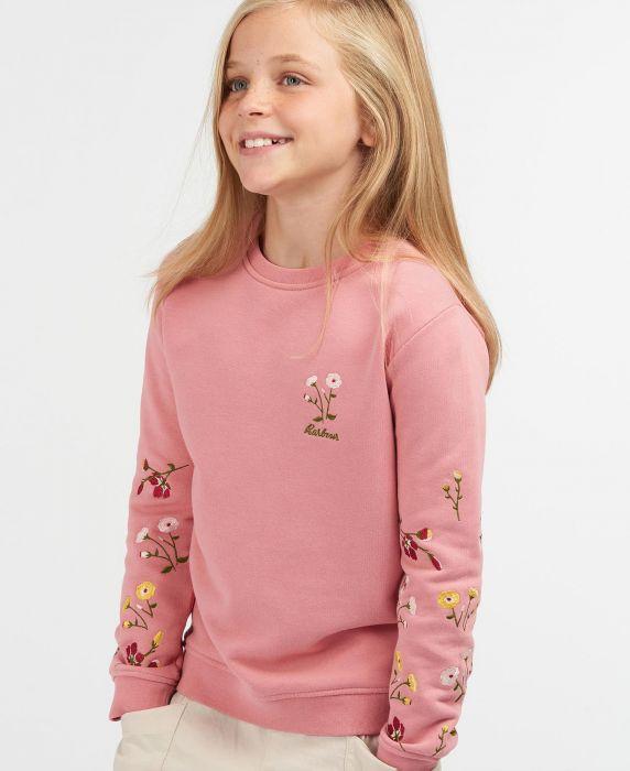 Barbour Girls Rowen Sweatshirt