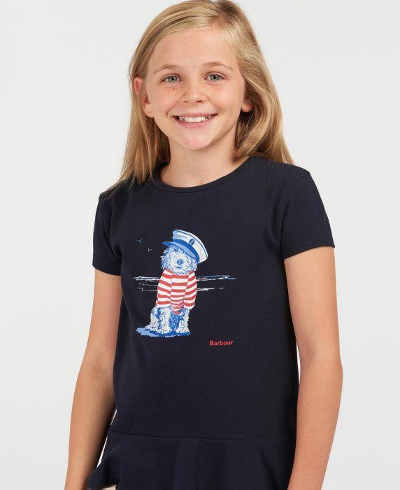 Barbour Girls Rowen T-Shirt