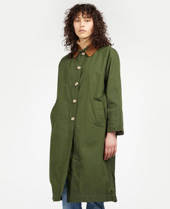 Barbour by ALEXACHUNG Jackie Casual Jacket