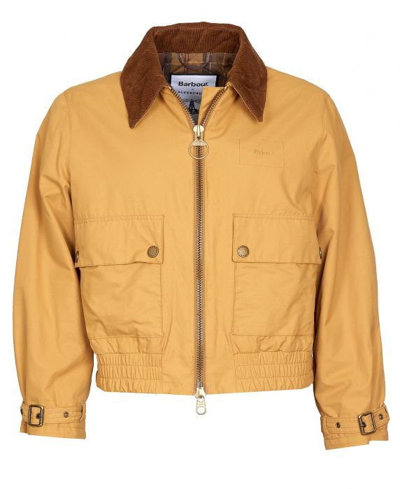 Barbour by ALEXACHUNG Elliot Casual Jacket
