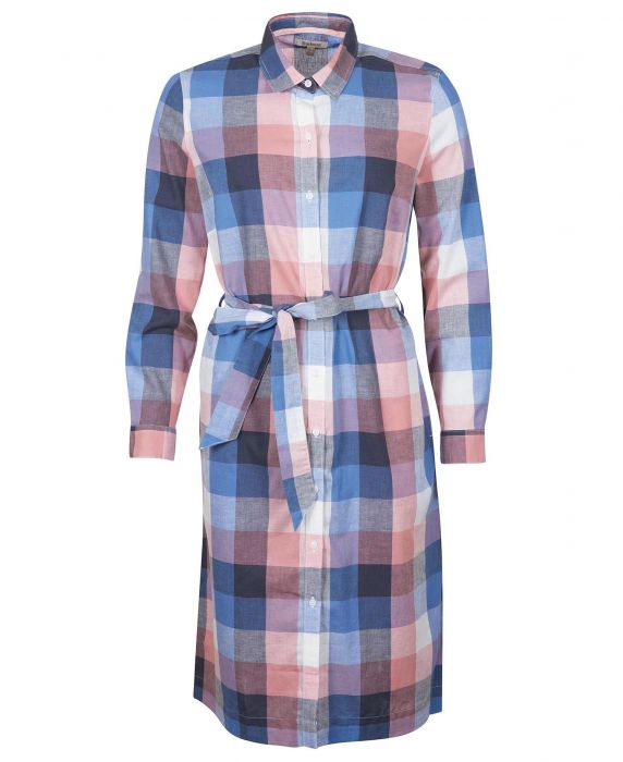 Barbour Tern Check Dress