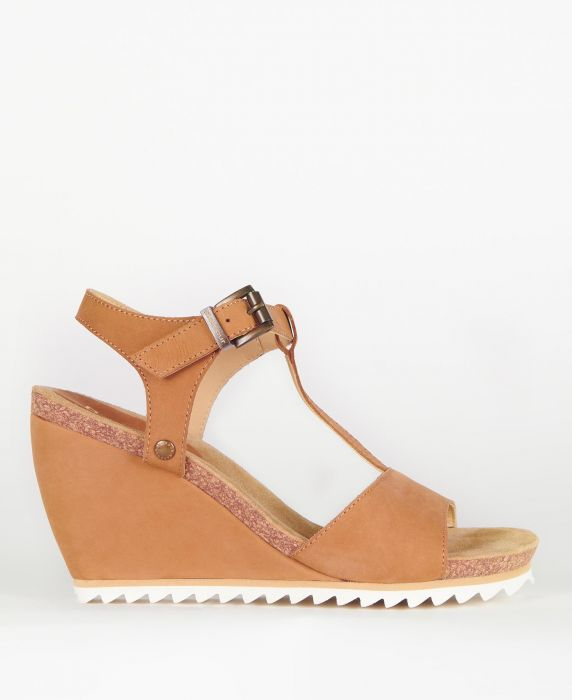 Barbour Cecilia Wedge Sandals