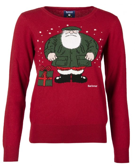 Barbour Father Christmas Harriet Sweater