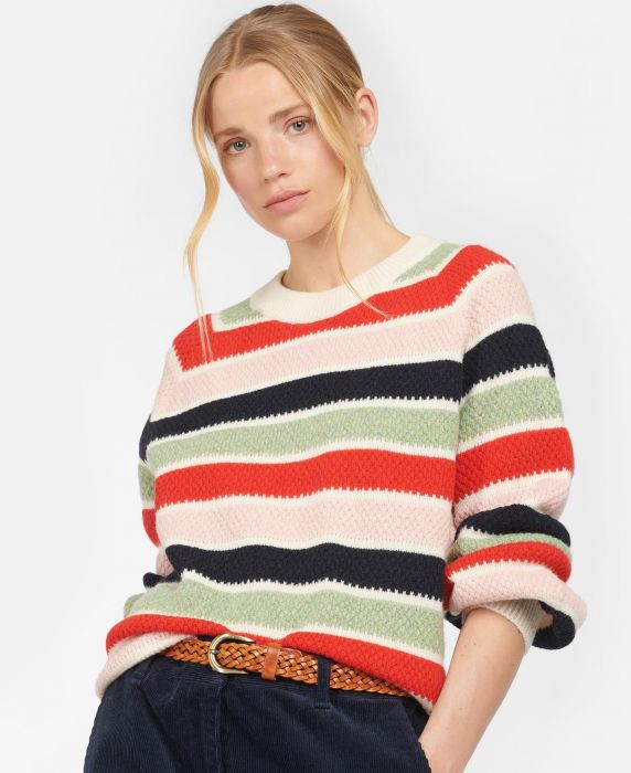 Barbour Collywell Knitted Jumper