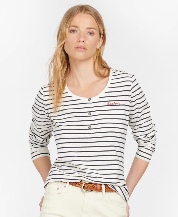 Barbour Driftwood Top
