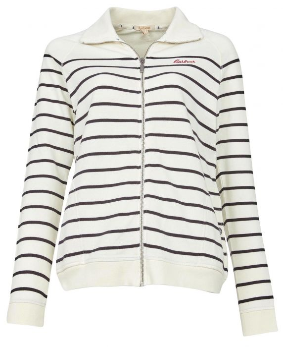 Barbour Folkestone Zip Through Sweatshirt