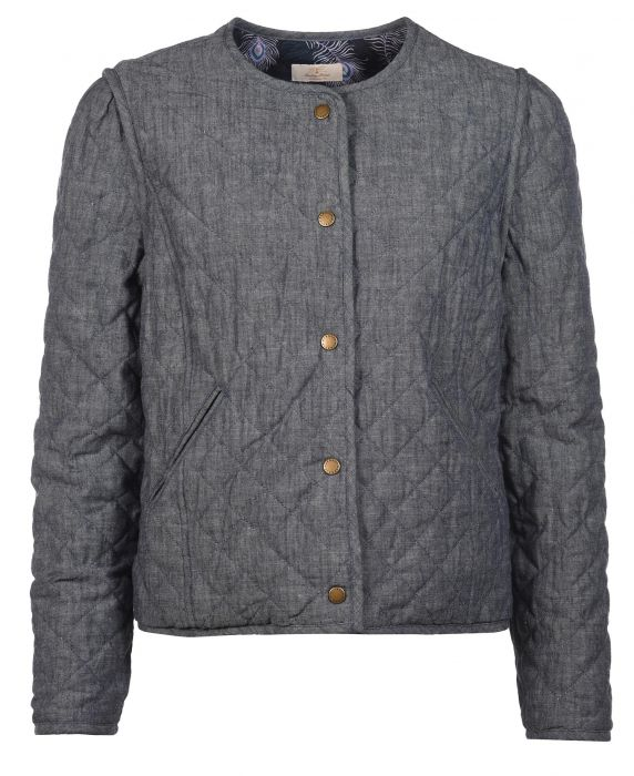 Barbour Pippa Quilted Overshirt