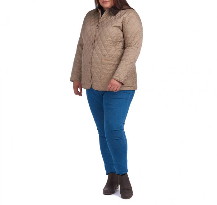 Barbour Annandale Quilted Jacket (Plus Size)