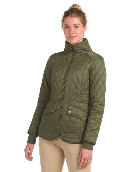 Barbour Hawthorns Quilted Jacket