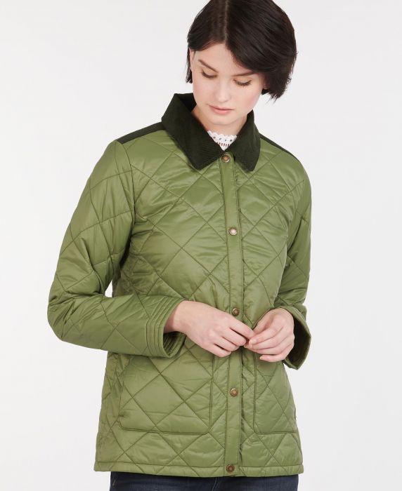 Barbour Elizabeth Quilted Jacket