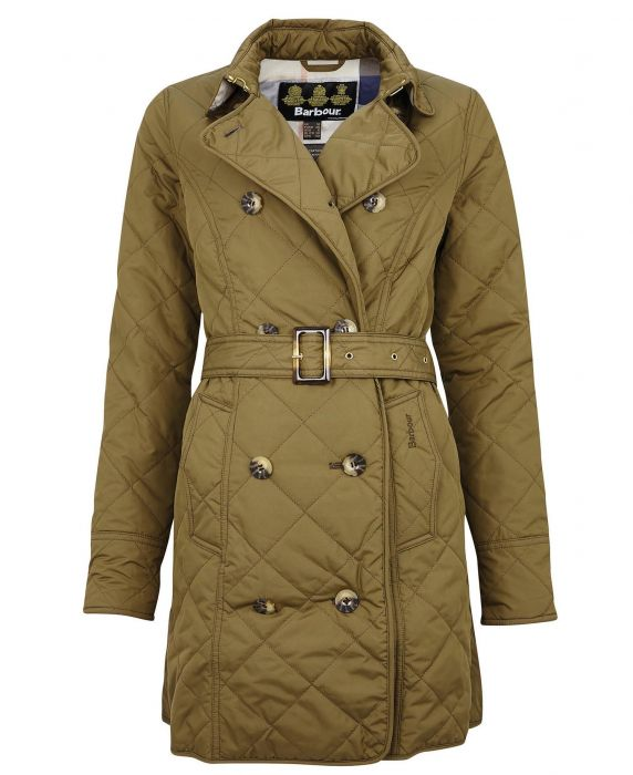 Barbour Fairsfield Quilted Jacket