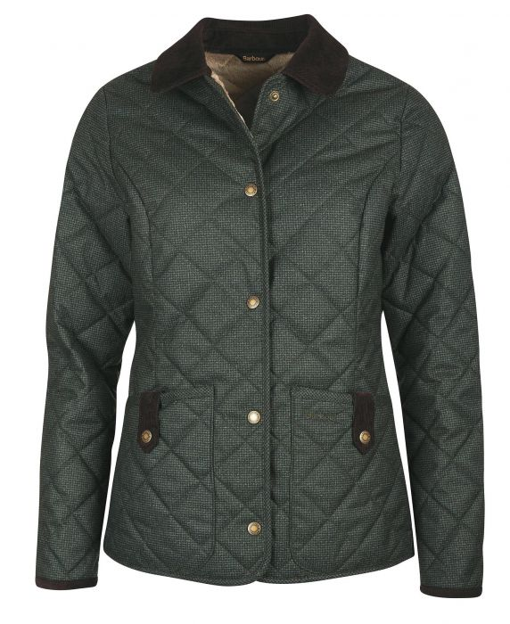 Barbour Snowhill Quilted Jacket