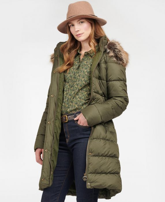 Barbour Rustington Quilted jacket