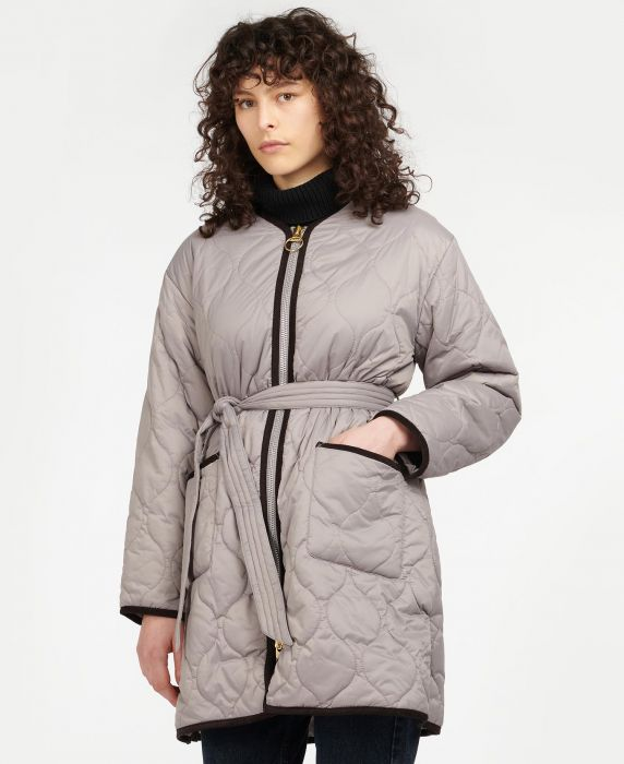 Barbour by ALEXACHUNG Billie Quilted Jacket