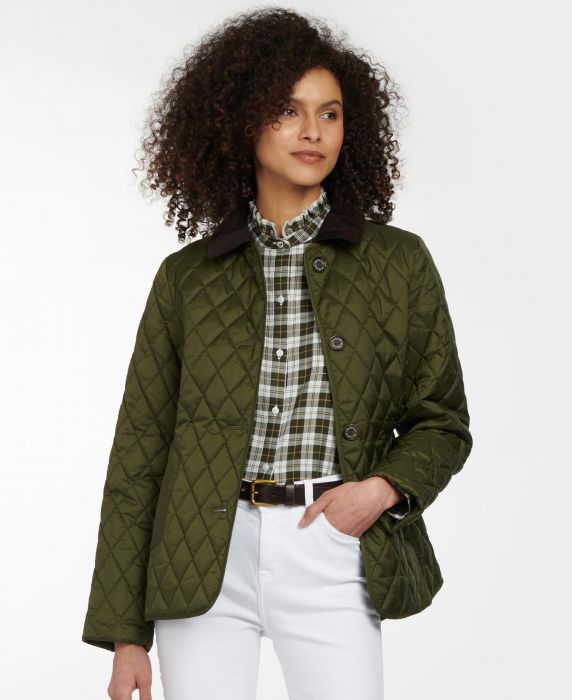 Barbour Omberlsey Quilted Jacket