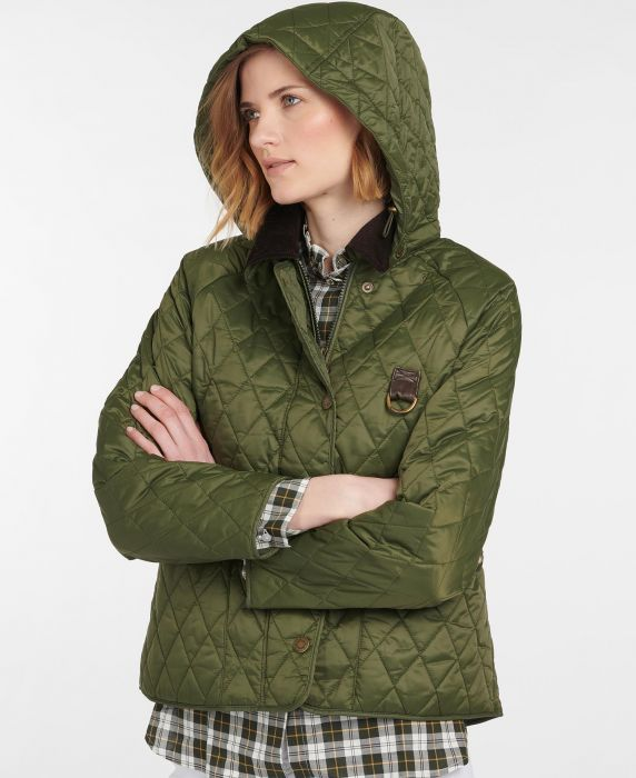 Barbour Tobymory Quilted Jacket