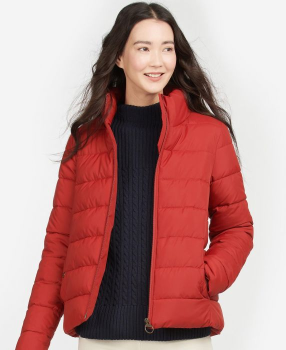 Barbour Hinton Quilted Jacket