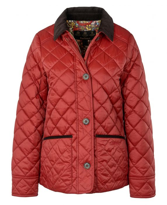 Barbour Alpina Quilted Jacket