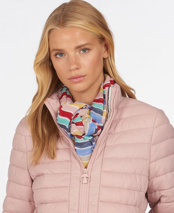 Barbour Promenade Stripe Wrap