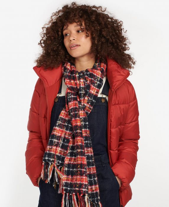 Barbour Ingham Boucle Scarf