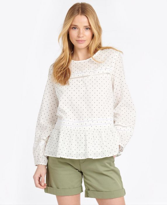 Barbour Bayside Top