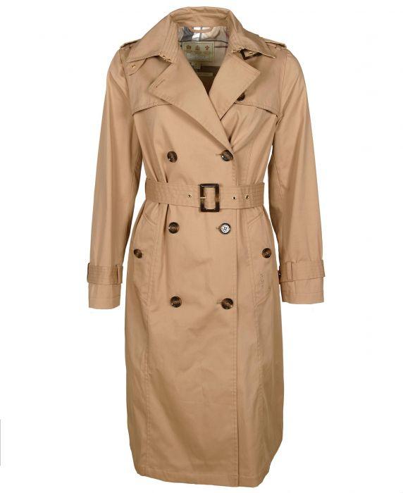 Barbour Glendevon Trench Showerproof Jacket