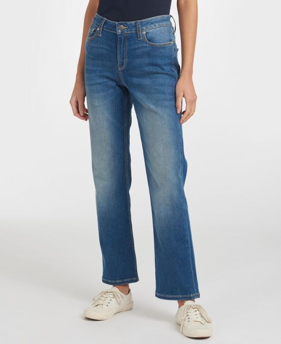 Barbour Otterburn Straight Leg Jean