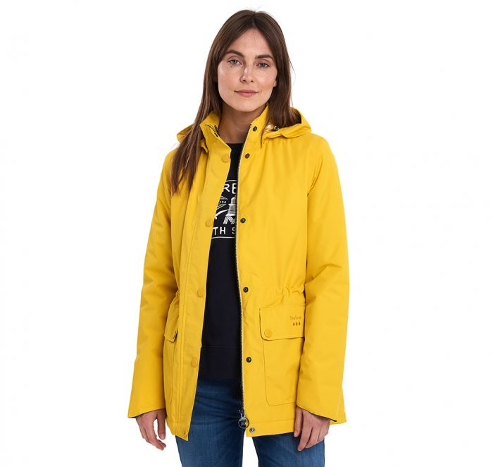 Barbour Crest Waterproof Breathable Jacket