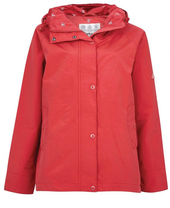 Barbour Salcombe Waterproof Jacket