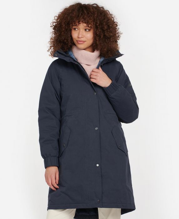 Barbour Hauxley Waterproof Breathable Jacket