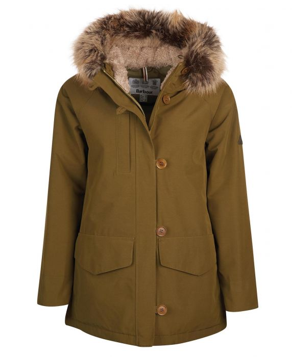 Barbour Warkworth Waterproof Breathable Jacket