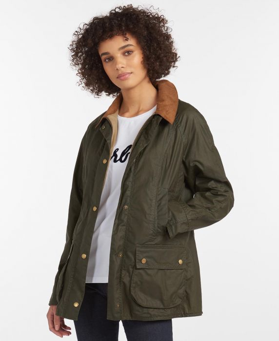 Barbour Lightweight Beadnell® Waxed Cotton Jacket