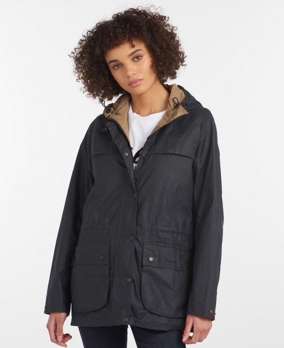 Barbour Lightweight Durham® Waxed Cotton Jacket