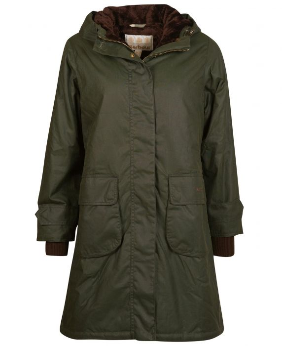 Barbour Meadowsweet Waxed Cotton Jacket