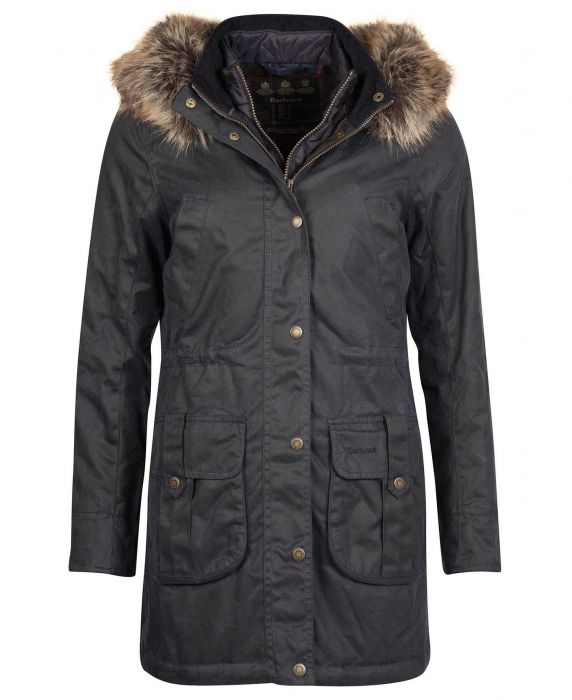 Barbour Homeswood Waxed Cotton Jacket