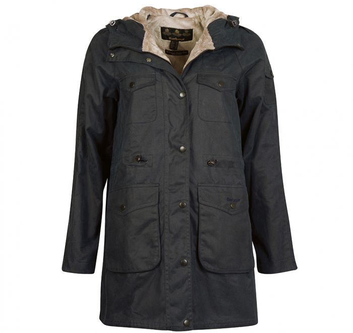 Barbour Corrie Waxed Cotton Jacket