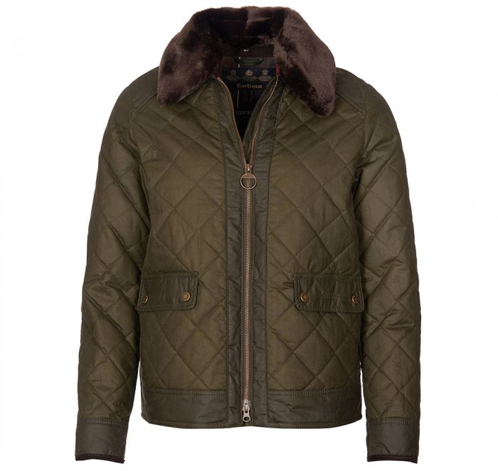 Barbour Glencoe Waxed Cotton Jacket
