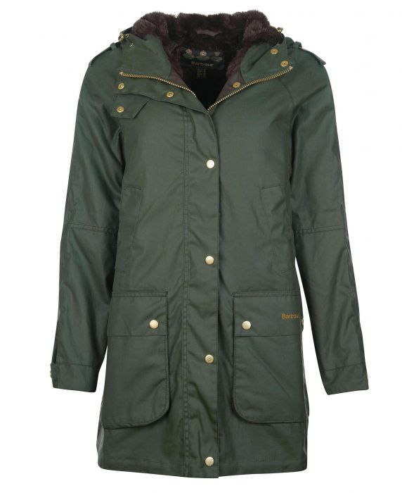 Barbour Austen Waxed Cotton Jacket