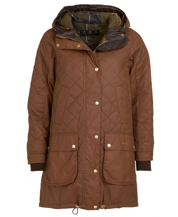 Barbour Pankhurst Waxed Cotton Jacket